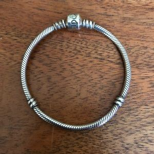Original Pandora Snake Chain Bracelet